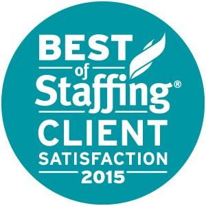 Artisan Talent Best of Staffing Client Satisfaction