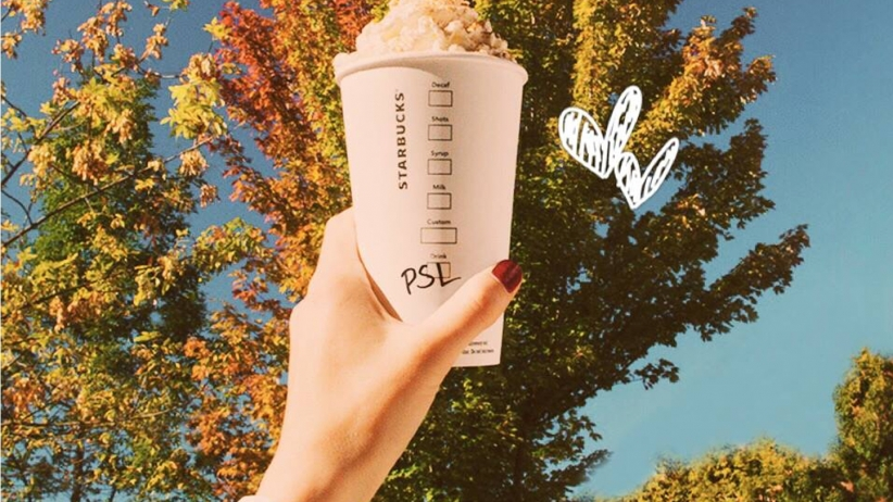 Personal Branding Tips from the Pumpkin Spice Latte PSL