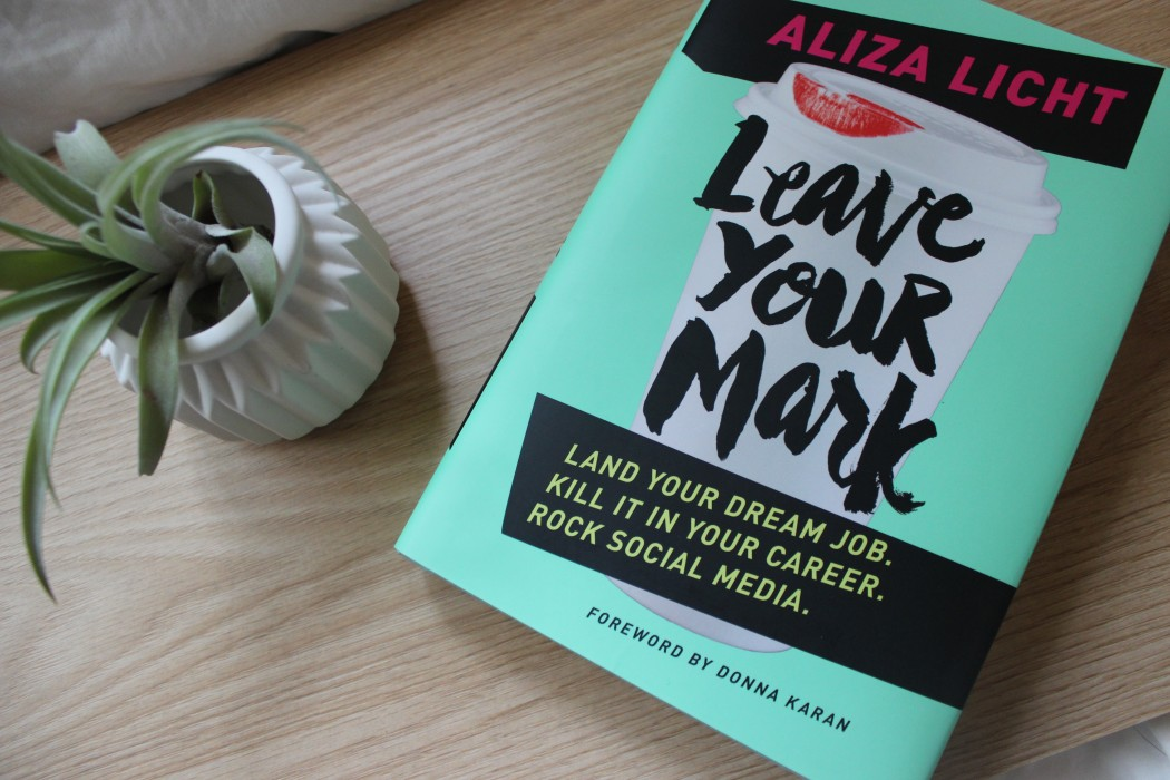 Job Hunting Advice from Aliza-Licht Leave Your Mark
