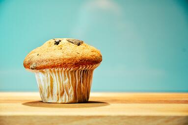 Boring muffins don't attract the best candidates