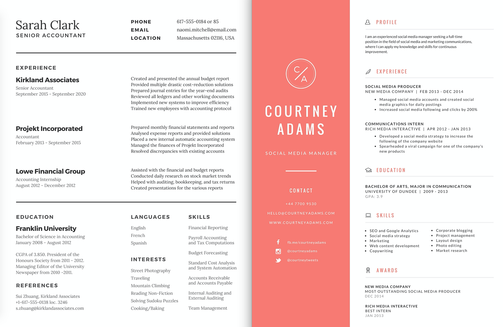 Redesigning Your Resume for 2016