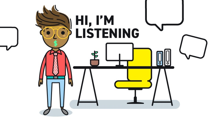 Listening to Your Employees