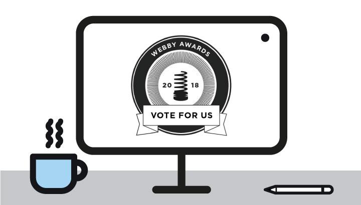 Webby Award Computer
