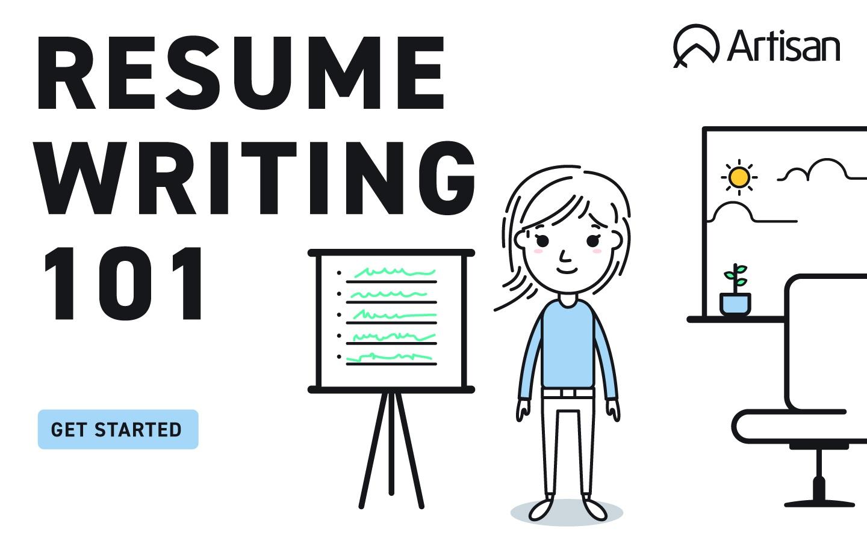 Resume Writing 101 Tips
