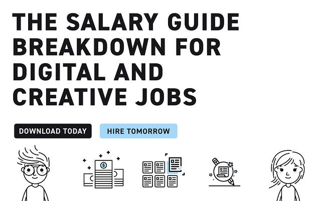 The Salary Guide Cheat Sheet