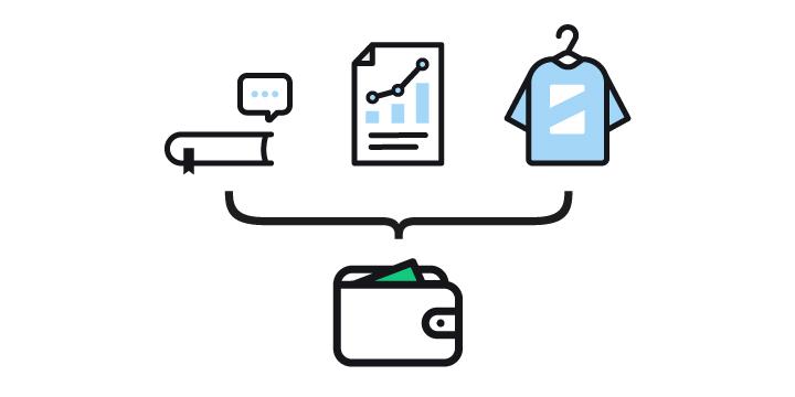 Create Alternate Revenue Streams