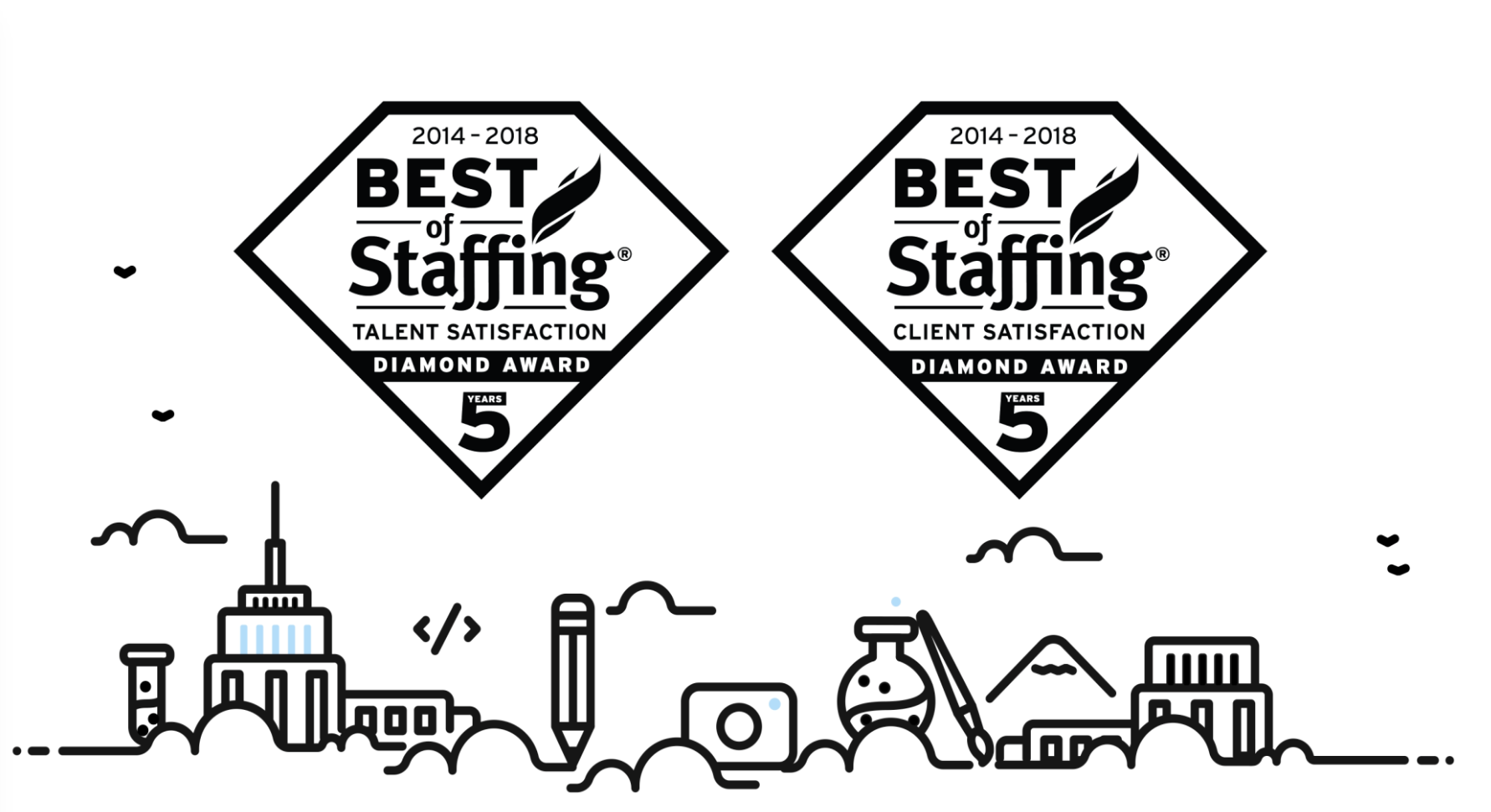 Best of Staffing 2018 Both Double Awards.png