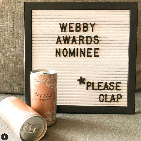 Artisan Talent Webby Nominee