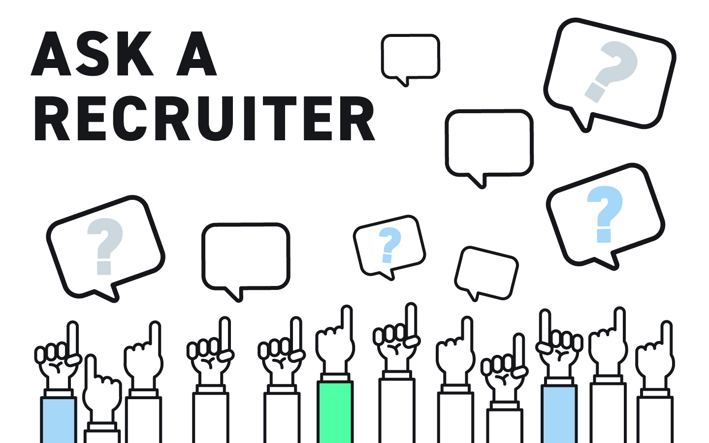 Ask a Recruiter Website Advice Section