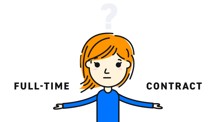 Pros and Cons of Choosing Contract Work