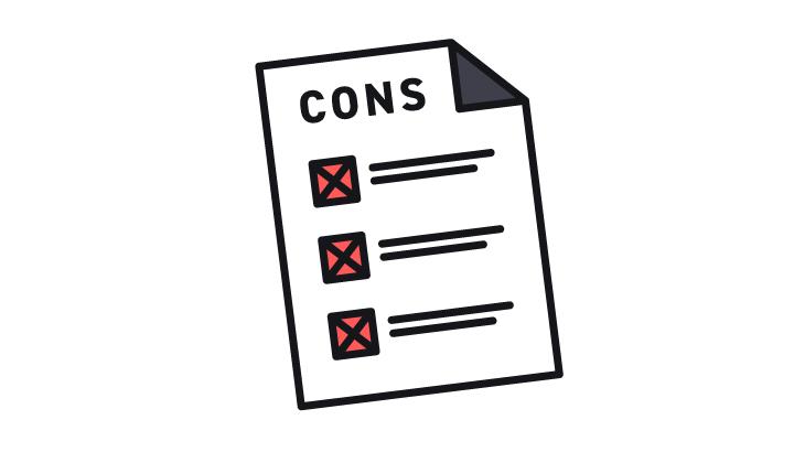 Drawbacks of Contract Work